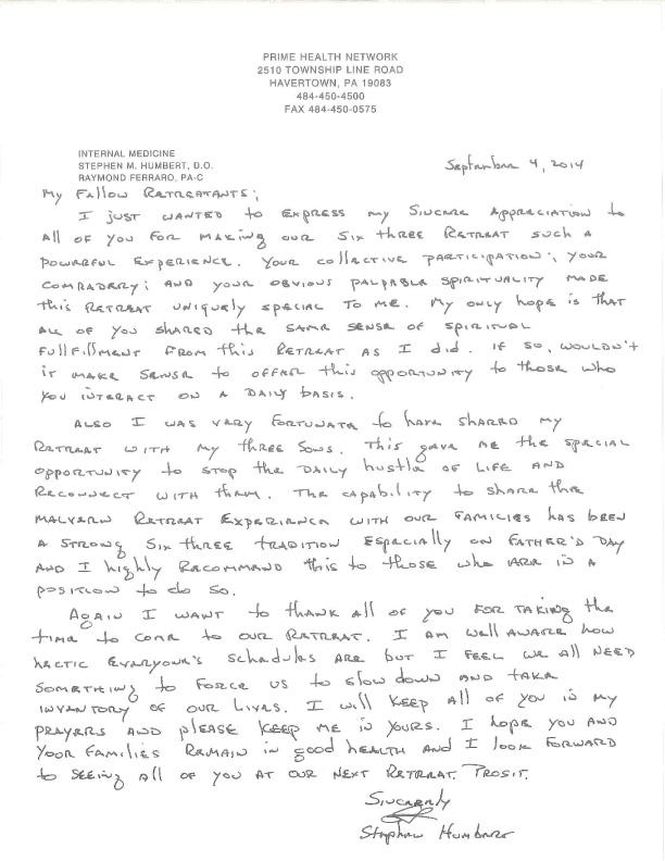Steve-Humbert-letter-2014