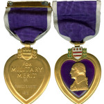 Andy was a recipient of the Purple Heart