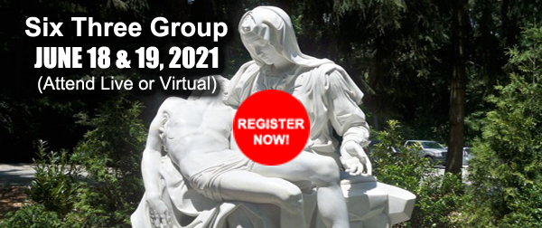2021 Annual SixThree Spiritual Retreat