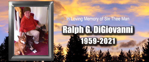 Passing of Ralph G. DiGiovanni